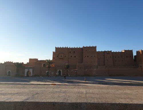 1 Day trip — Ouarzazat