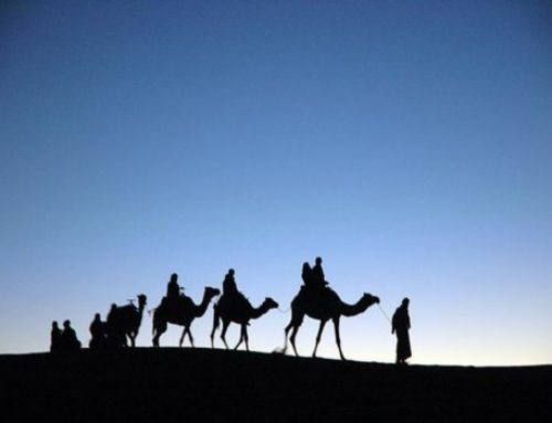 5 Days Tour from Marrakech to Desert Merzouga